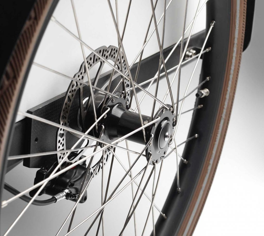Seaside Bike bromsar