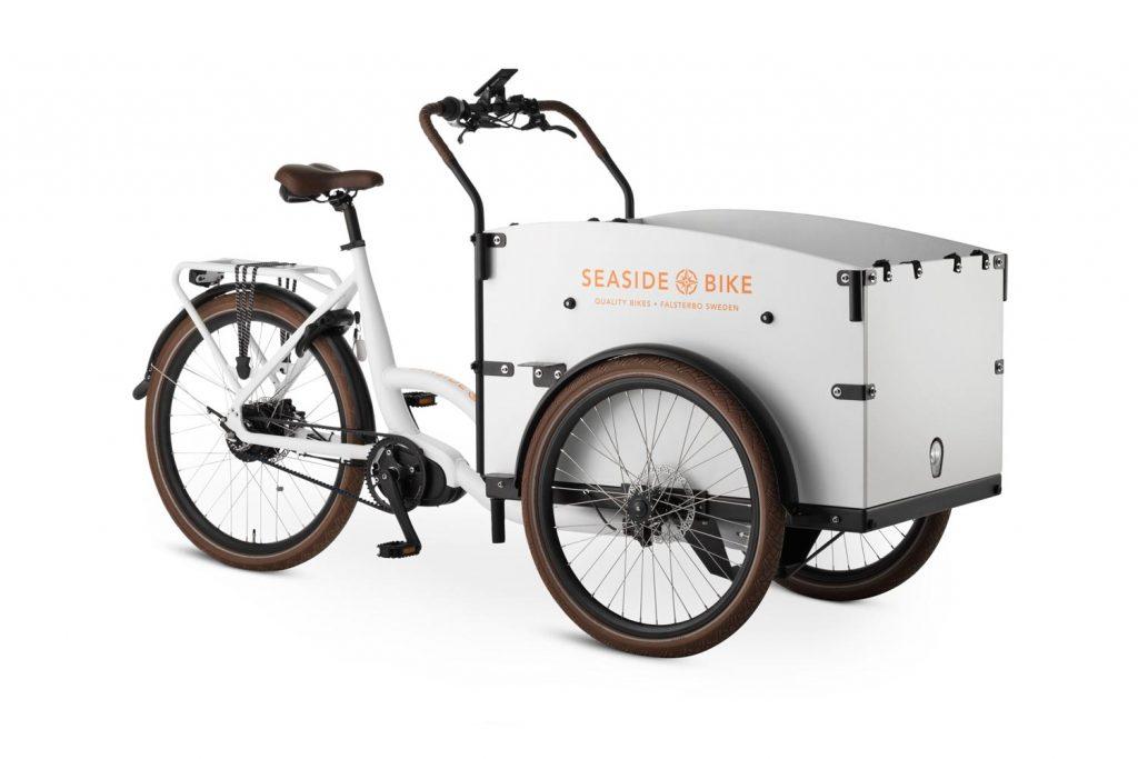 Seaside Bike White Product image
